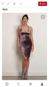 dress,velvet dress,purple dress,bodycon dress