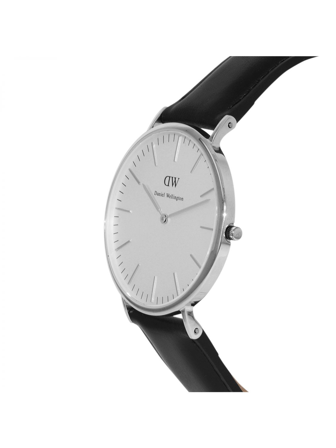 Daniel Wellington 0608DW Sheffield Silver Damenuhr