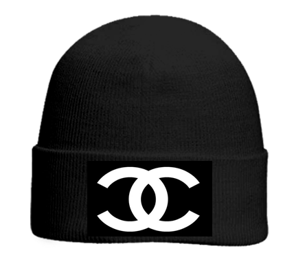 Coco Chanel - Otto Beanie 82-480 - 82-4802049 - Custom Embroidered - CustomPlanet.com
