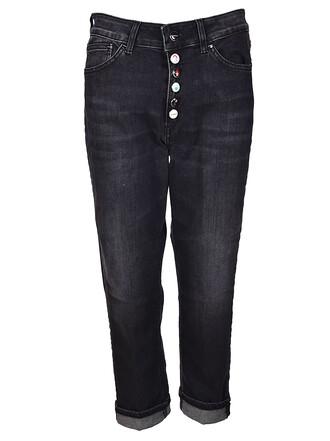 jeans boyfriend black