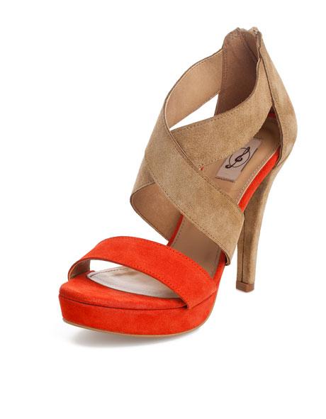 Sandalia Accesorios Stradivariusgt; Zapatos Combinada Plataforma 0k8wnOP