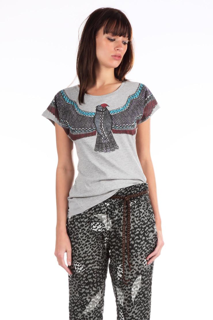 Shirt aigle gris object collectors item sur monshowroom.com
