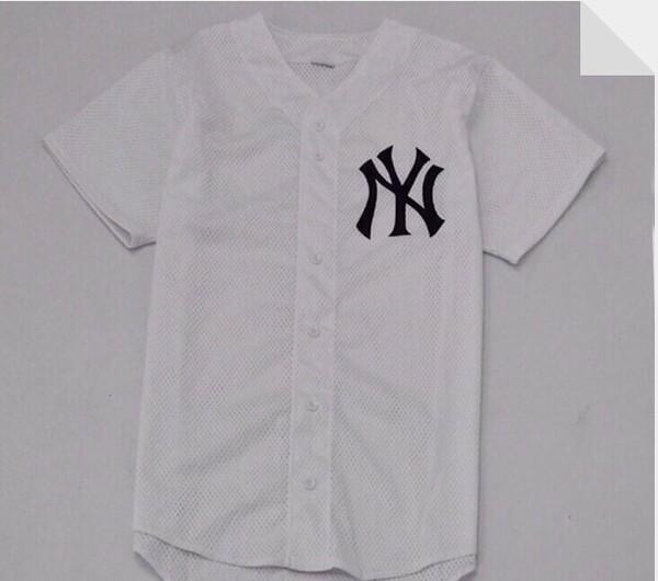 shirt baseball jersey menswear menswear