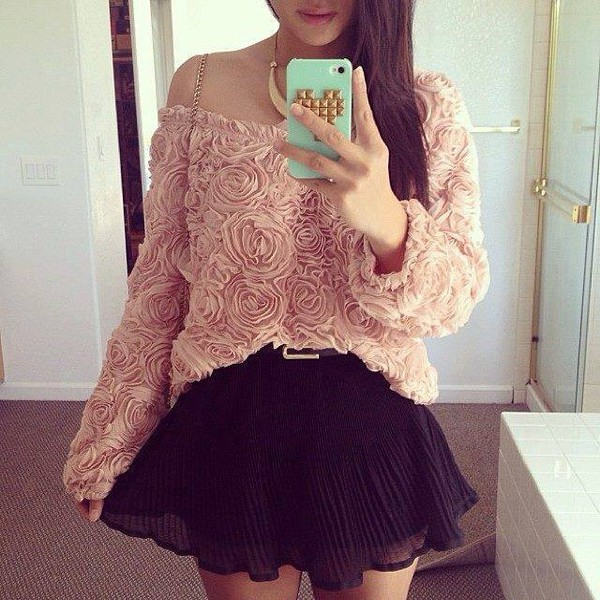sweater clothes clothes skirt