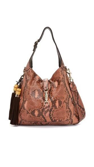 new python bag shoulder bag pink