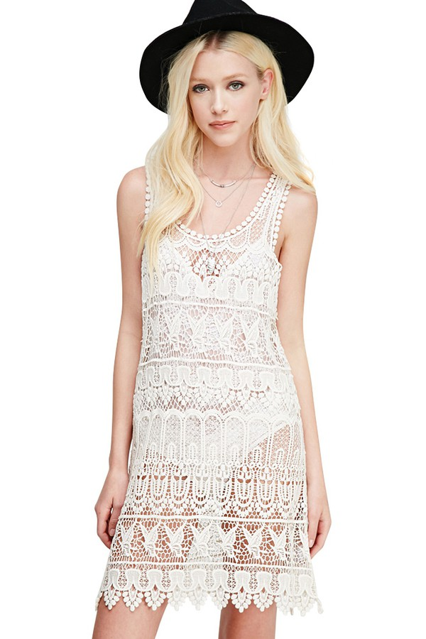 White Party Blouse 14