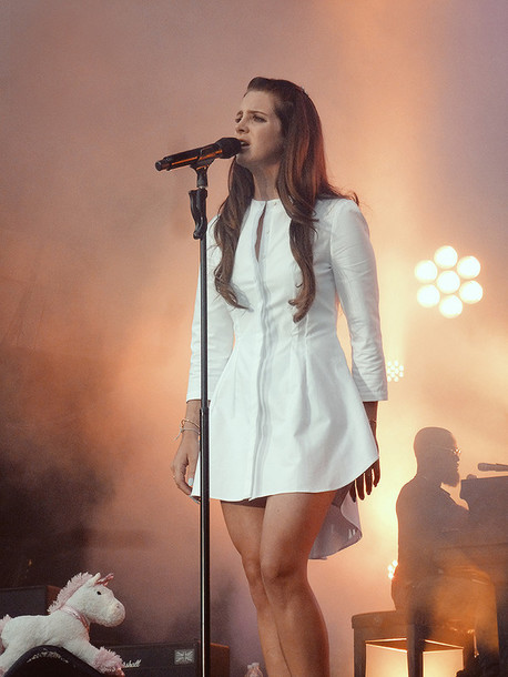 dress lana del ray