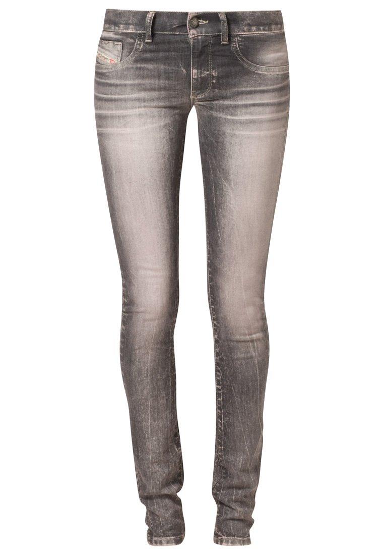 Diesel LIVIER - Jeans Slim Fit - 96G apricot - Zalando.de