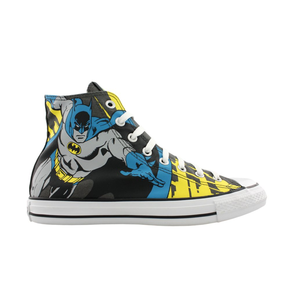 Batman Converse Tennis Shoes