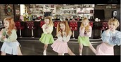 skirt,skorts,fashion,kpop,red velevet,red velvet,netball skirts,pleat,pleated skirt,pleats,mini,mini skirt,ice cream cake,kfashion,cute,cute skirt,irene,seulgi