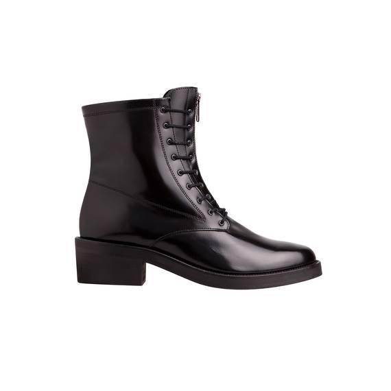 Boots Amiral Noir - Chaussures Sandro - E-Boutique Officielle SANDRO / Collection Printemps-Été 2013 SANDRO