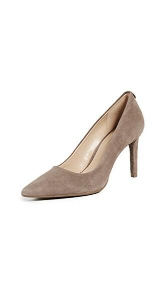 pumps taupe shoes
