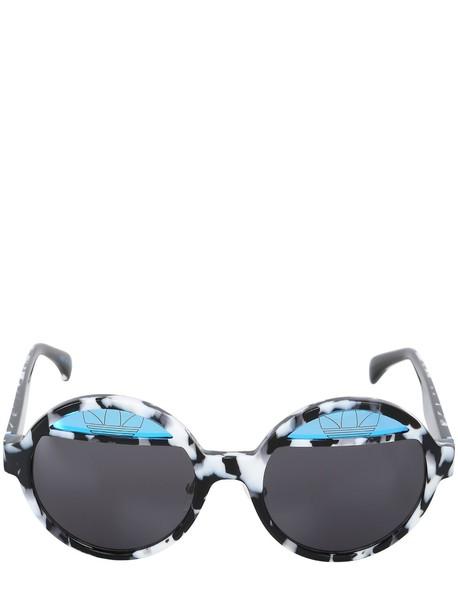 ADIDAS ORIGINALS BY ITALIA INDEPENDENT sunglasses black