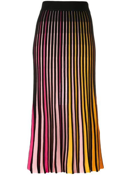 Kenzo skirt women cotton black