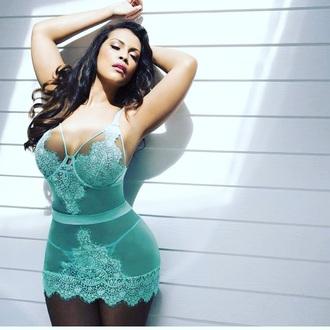 underwear dress lace dress lace lingerie bridal lingerie eyelash lace eyelash lace dress plus size curvy