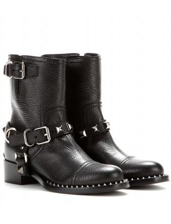 Leather biker boots ► 000271 : mytheresa.com