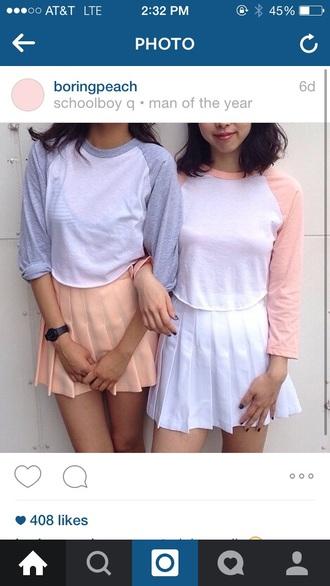 skirt pastel tumblr tumblr outfit pastel skirt aesthetic cute skirts