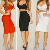 skirt,bandage skirt,bandage dress