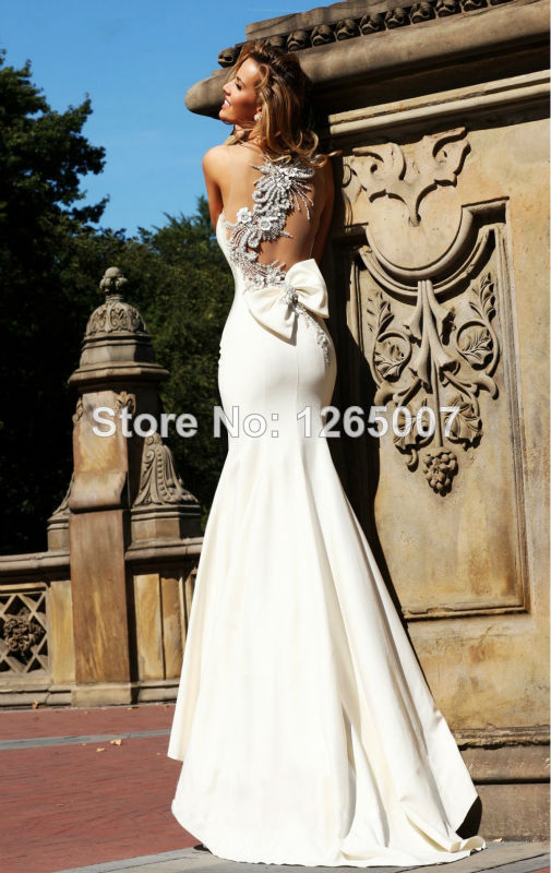 Aliexpress.com : Buy New Arrival Sweetheart One Shoulder nice Embellishment Beaded Flowers Mermaid Evening Dresses New Fashion Formal Dresses from Reliable dress sandle suppliers on SFBridal
