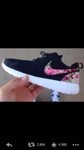 shoes nike flower tick running nike running shoes floral
