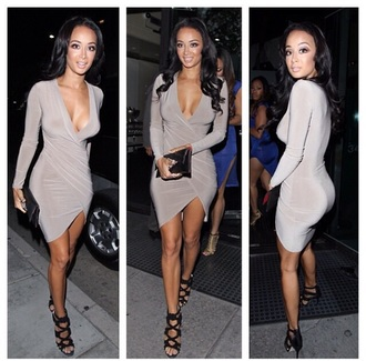 dress grey grey dress