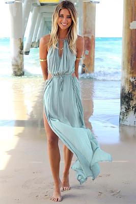 Luxe Mermaid Maxi Dress