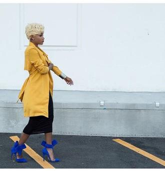 shoes style fashion royal blue royal blue shoes high heels heels dope dope wishlist