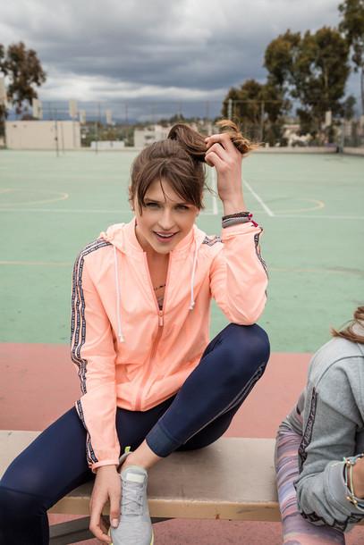 7da1e0ae2511f jacket adidas nike sporty sportswear girl