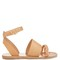 Agni braided-leather sandals