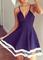 Neck slip dress