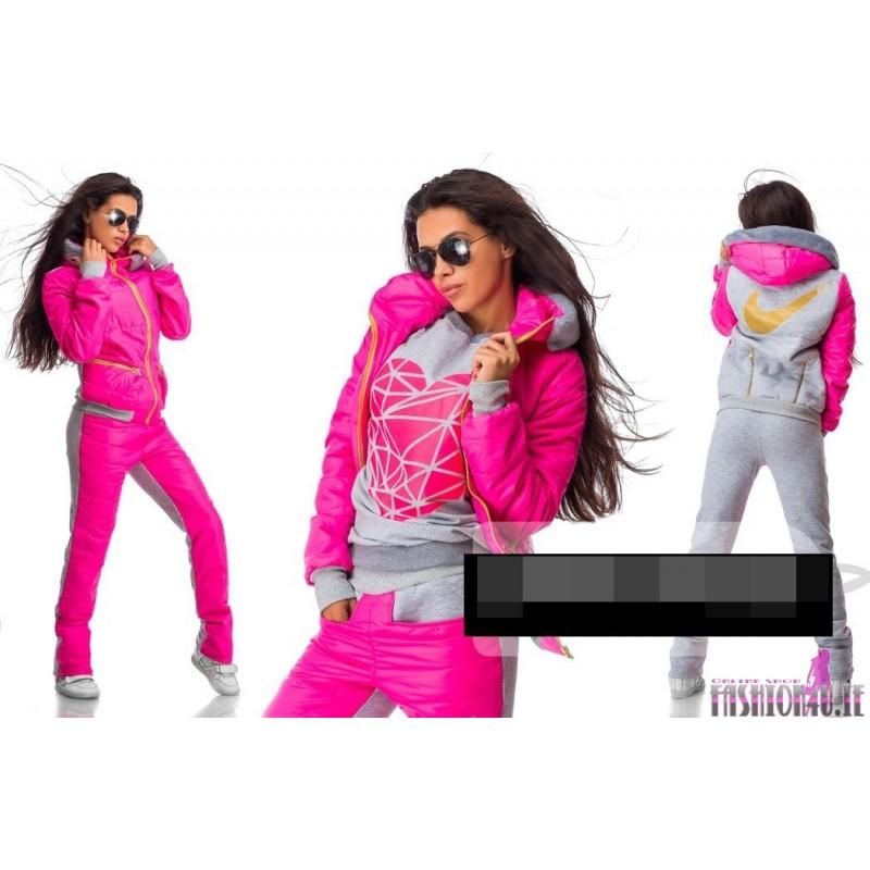 Trendy women's tracksuits sportswear sport suit sweat suits