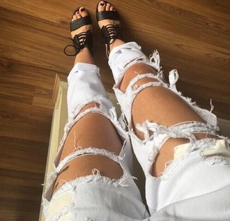 shoes black heels high heels lace up lace up heels