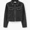 Studded denim jacket - jackets for women | mango usa