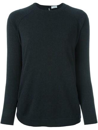sweater women spandex silk grey