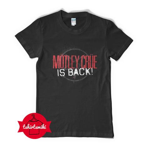 Motley Crue Tour 2020 T-shirt