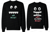 mr right,mrs always right,mr and mrs right,mr and mrs,mr and mrs sweatshirts,mr and mrs shirts,his and hers sweatshirts,matching couples,his and hers gifts,couple sweaters,couple,matching couple sweatshirts,matching sweatshirts,matching sweatshirts for couples