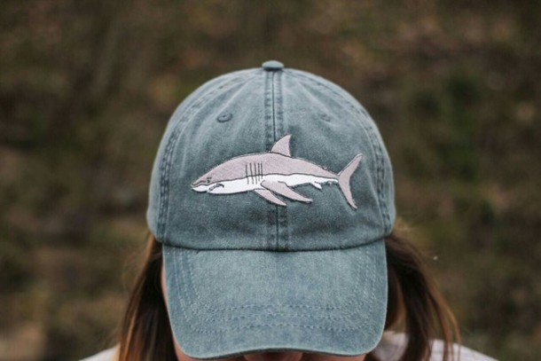 paul shark baseball cap fin and hat denim jeans