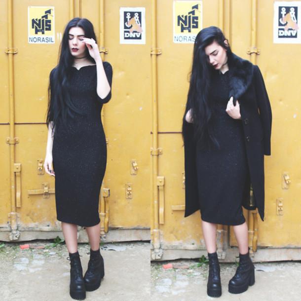 dress grunge