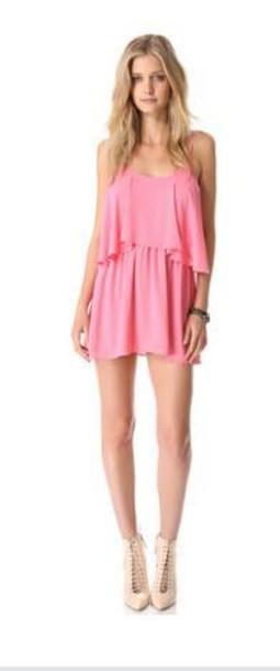 dress mini dress spagetti staps dresses swing dress
