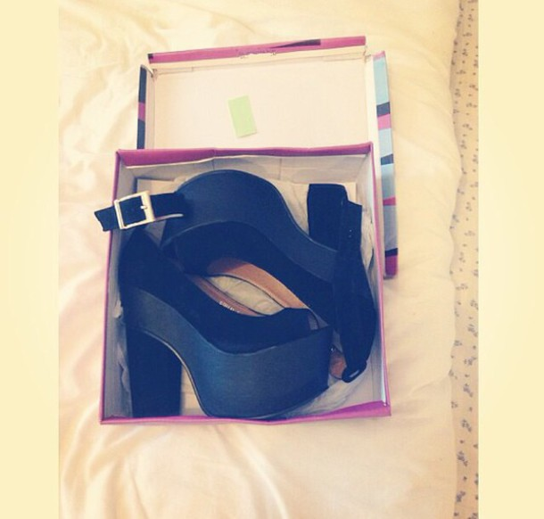 shoes black dress black heels high heels