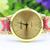 New Colorful Women Geneva Ethnic Braided Quartz Chain Bracelet Wrist Watch