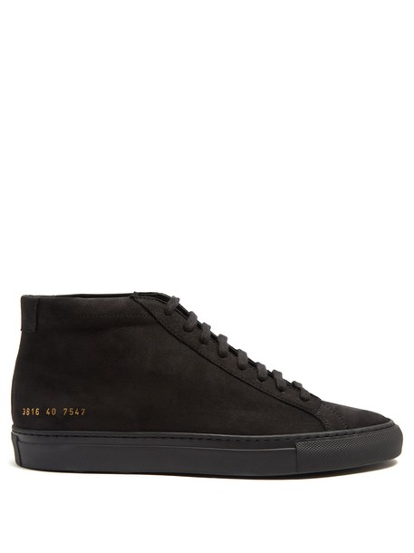 Common Projects top black