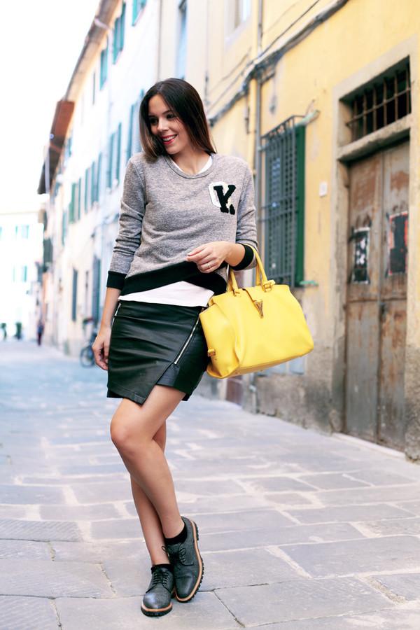 irene closet blogger bag