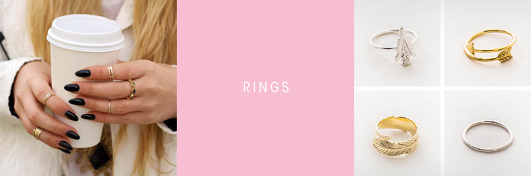 Rings | Katie Dean Jewelry
