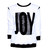 JOY Shoulder Wing Sweatshirt | Mintfields