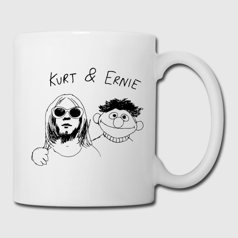 Kurt Ernie - Funny Best seller Mug | Spreadshirt