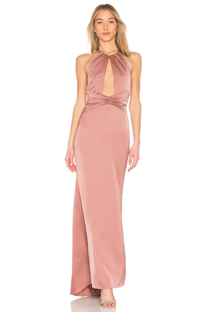 NBD gown king champagne dress