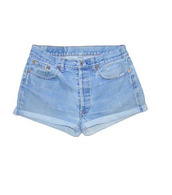 shorts,denim shorts,levi's,vintage,cuffed,levis 501,light blue,acid wash