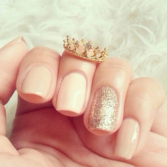 jewels ring ring crown queen small