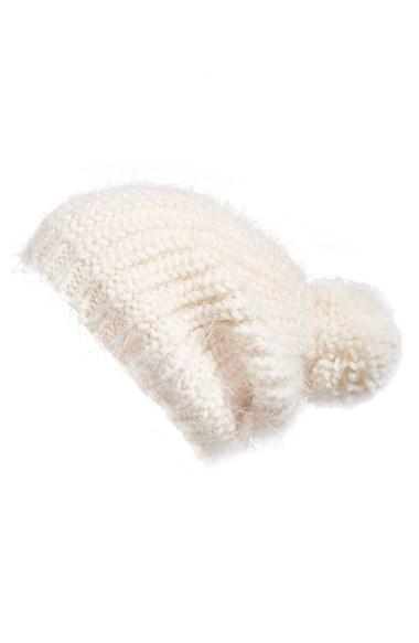 BP. Knit Pompom Beanie  14ea03f07c0